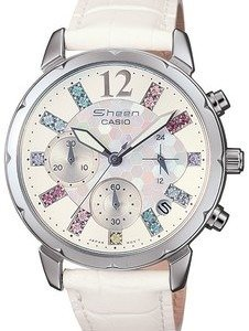 casio ladies watches sheen collection sh161