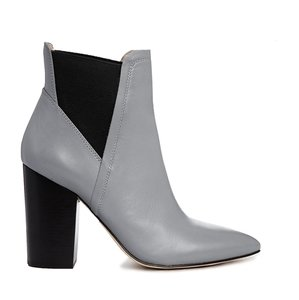 asos einstein leather ankle boots
