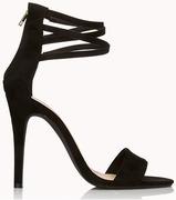 strappy posh sandals