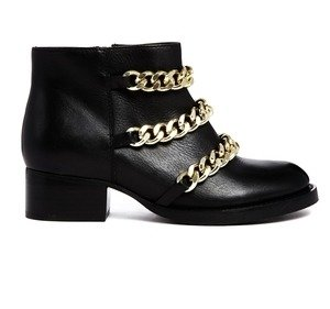 asos abolish leather ankle boots