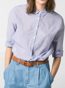 tencel bermuda shorts