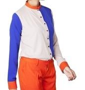 multicolored funy shirt