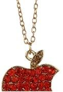 redgolden pendant