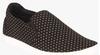 Franco Leone Black Loafers