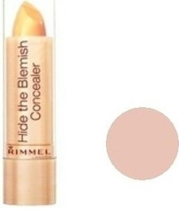 (3 pack) rimmel london hide the blemish concealer - light beige