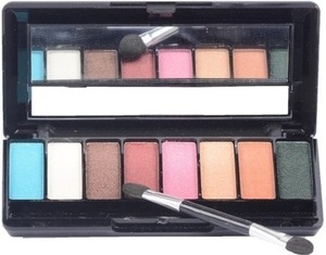 Coloressence Diva Eye Shadow Pallet 12 g (Multicolor)