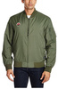 DC Men's Synthetic Casual Jacket (3613371371425_EDYJK03062_Large_Vintage Green)
