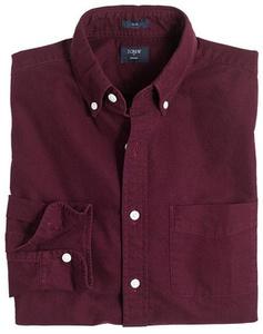 Slim Tonal Oxford ShirtSlim Tonal Oxford Shirt
